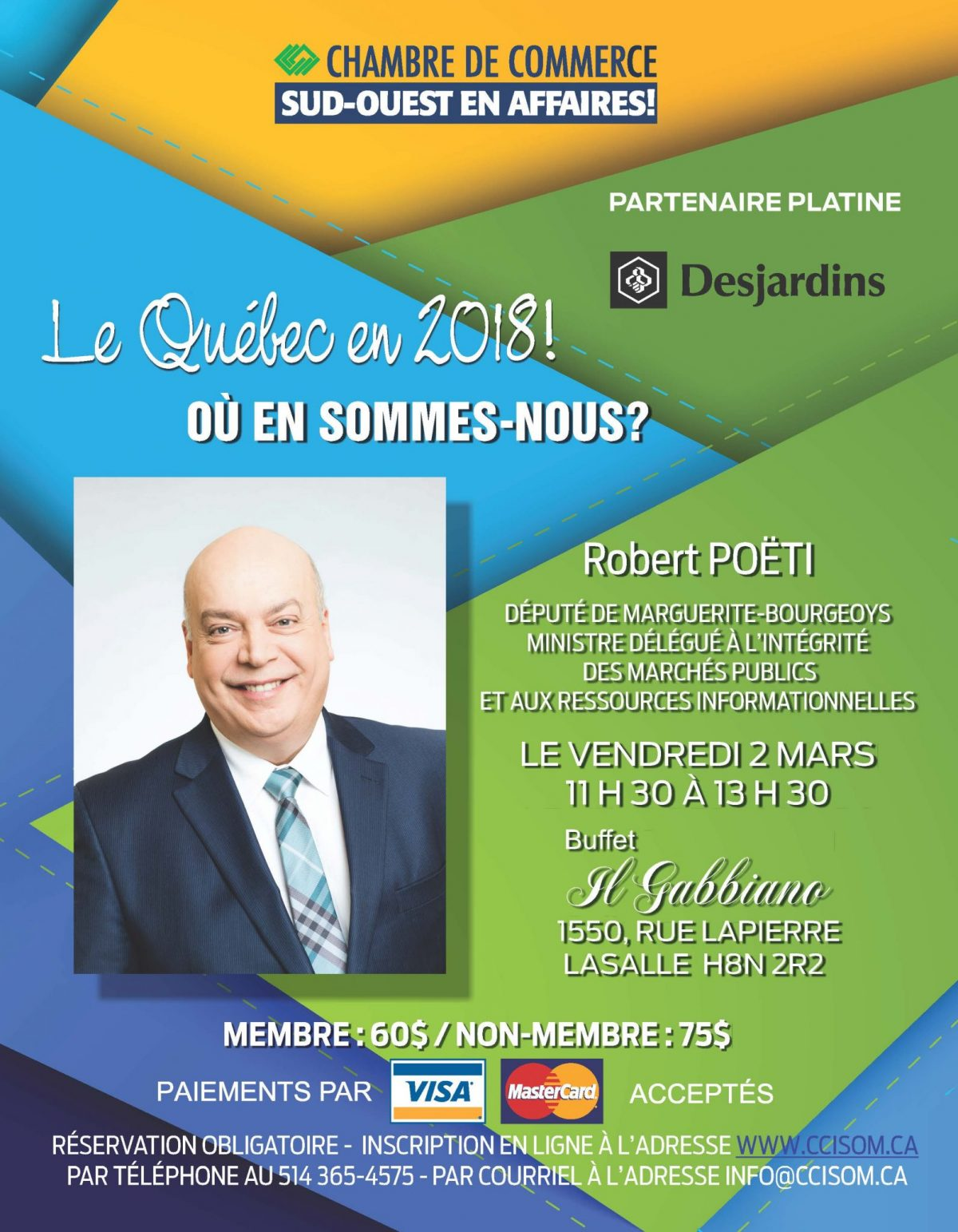 Le Québec en 2018! Où en sommes-nous?